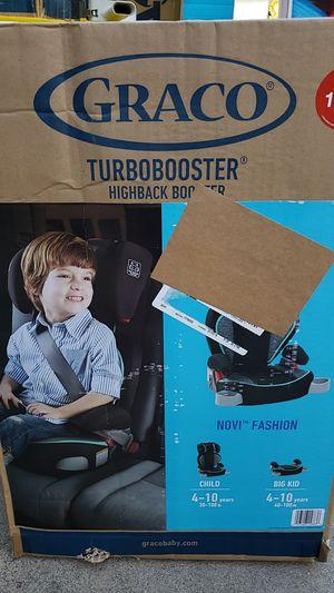 Graco Turbo Booster Seat for Sale in San Bernardino, CA