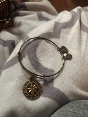 Alex and Ani bracelet compass for Sale in Philadelphia, PA