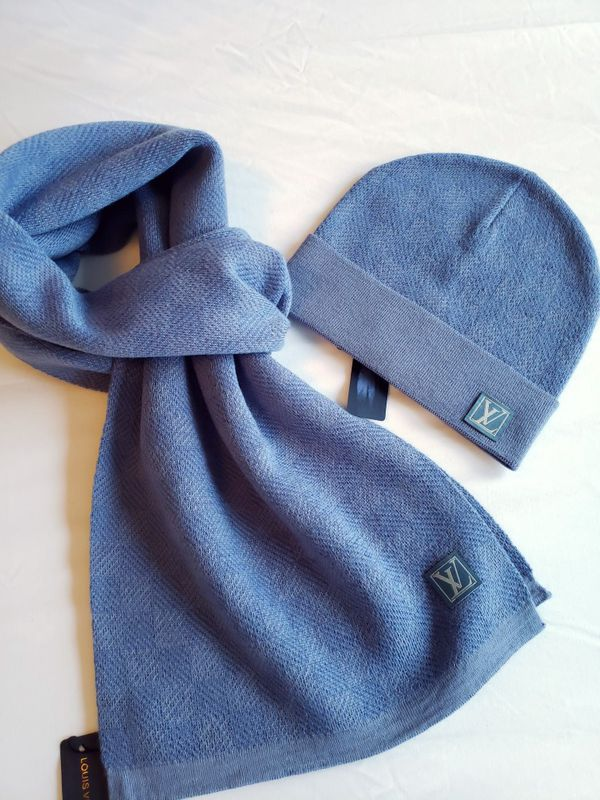 Louis Vuitton Scarf & Hat