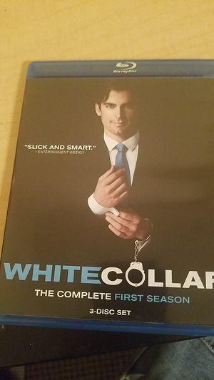 White Collar season 1 (bluray) for Sale in Columbia, MO