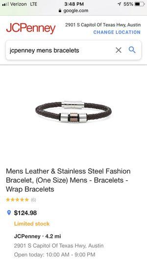 Men's Bracelet for Sale in Austin, TX
