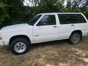 Oldsmobile bravada SUV 4x4 1993 for Sale in Cashmere, WA