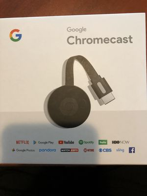 Google Chromecast 2nd generation for Sale in Snohomish, WA