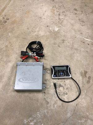 Jensen Marine Radio and Remote for Sale in San Diego, CA
