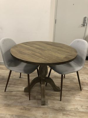 Small World Market Wooden Dining Table for Sale in Los Angeles, CA