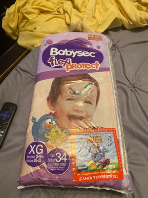 Baby diapers for Sale in Fontana, CA