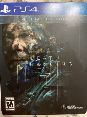 Death stranding special edition ps4 for Sale in Annandale, VA