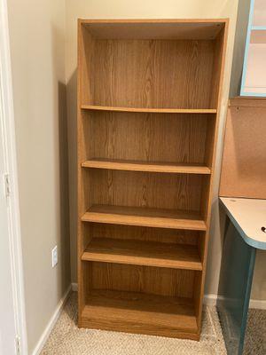 Wooden book shelf for Sale in Tamarac, FL