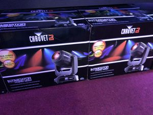 Chauvet Dj intimidator hybrid 140sr on sale today message us for the best deals in LA for Sale in Los Angeles, CA