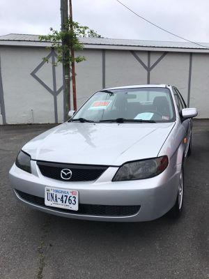 2002 Mazda protege for Sale in Culpeper, VA