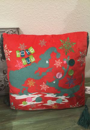 Pillow Christmas universal for Sale in Four Corners, FL