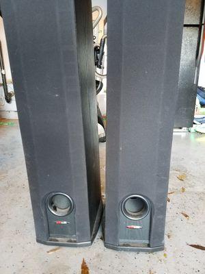 Polk adio tower speakers for Sale in San Jose, CA