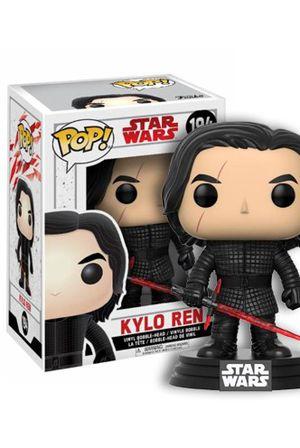 Pop action figure kylo ren. for Sale in Commerce, CA