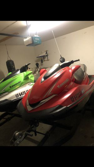 2008 Kawasaki Ket skis Supercharged for Sale in Suisun City, CA