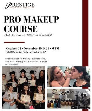 Makeup Artistry Course for Sale in Chula Vista, CA