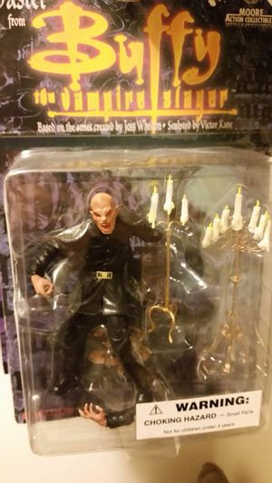 Buffy the Vampire Slayer TV Series Master Action Figure for Sale in Fairview Heights, IL