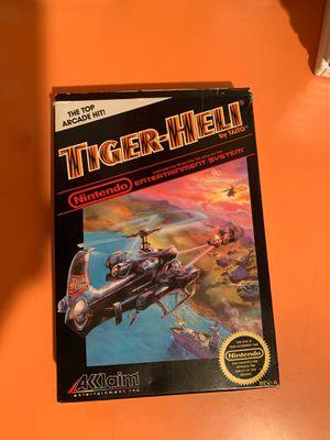 Nintendo Tiger Heli for Sale in Portland, OR