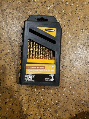 Drill bits for Sale in Lake Elsinore, CA