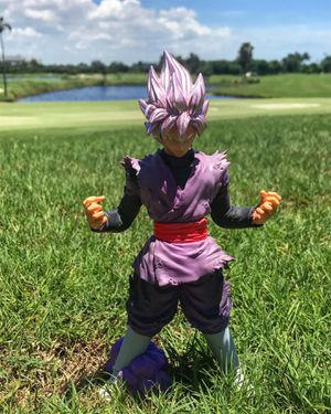 Special Rare Black Rosè Goku - Dragon Ball Z | DBZ DBS Super Figure Figurine Model Statue Collectible for Sale in Miami Beach, FL