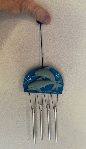 $2.00 / Dolphin Wind Chimes for Sale in Torrance, CA
