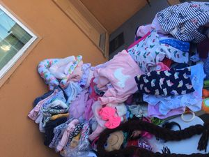 baby clothes $1 , or take it for $0.50 ! blankets $1 for Sale in San Leandro, CA