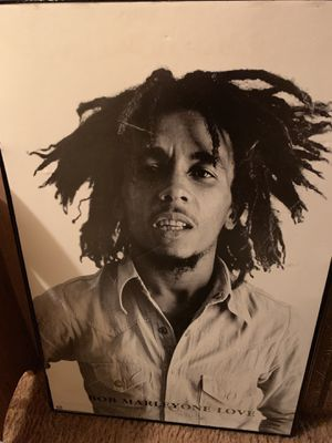 Bob Marley one love painting for Sale in Evansville, IN