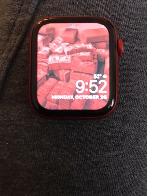 Apple Watch Series 6 44mm 'Product Red' for Sale in NORTH PRINCE GEORGE, VA