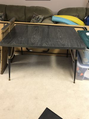 Midcentury Dining Table Or Kitchen Table for Sale in St. Louis, MO