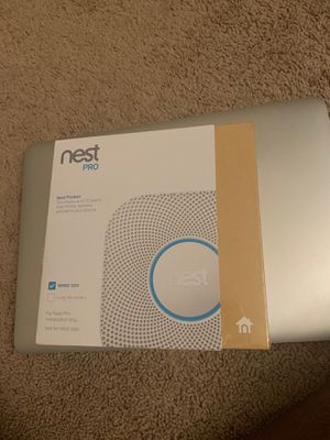 Nest protect 2nd gen wired smoke and carbon alarm for Sale in Fremont, CA