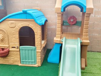 Step2 Swing Set And Playhouse for Sale in Norwalk,  CA