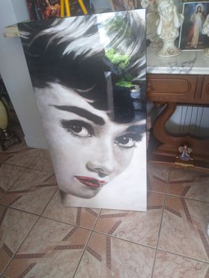 Audrey Hepburn picture for Sale in Boca Raton, FL