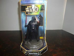 1997 Star Wars Epic Force rotating Darth Vader figure New in the box for Sale in Buford, GA