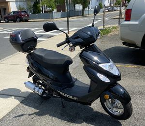 Moped 🏍 Wolf 49cc New!! for Sale in Malden, MA