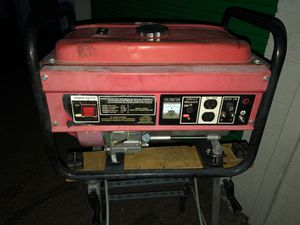 Electric generator for Sale in North Las Vegas, NV
