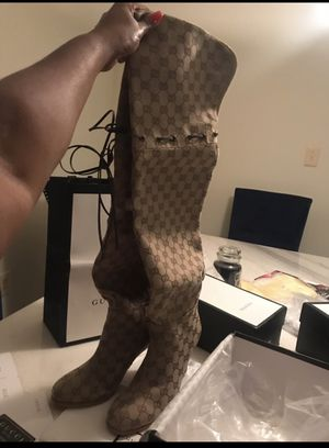 Womens Gucci Boots Size us 9 for Sale in Atlanta, GA