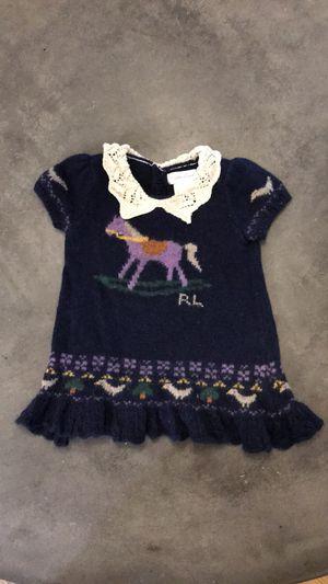 Ralph Lauren wool/cotton dress for Sale in Chicago, IL