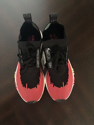 "Adidas NMD Racer ""Solar Red"" Size 9.5 Men's for Sale in Tampa, FL"