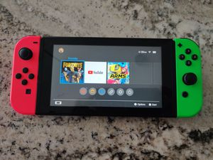 Nintendo switch Original and Hackable for Sale in Brighton, CO