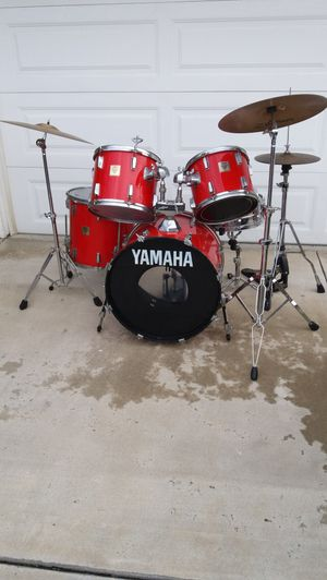 5 piece Yamaha drum set for Sale in Upland, CA
