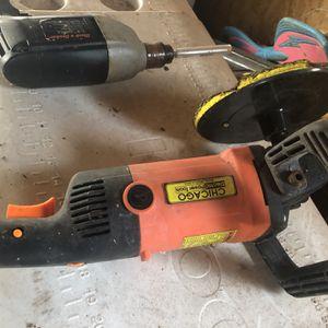 Power Drill And Sander for Sale in Murfreesboro, TN