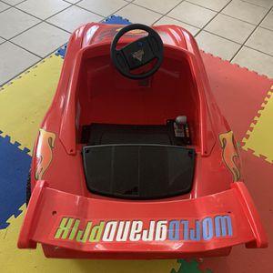 Lightning McQueen 6v Battery Power for Sale in Ashburn, VA