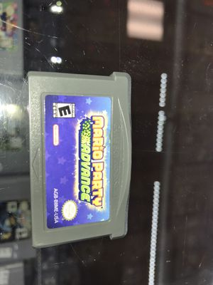 Mario party advance video game ( plaza garland) for Sale in Garland, TX