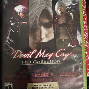 Devil May Cry HD Collection Xbox 360 for Sale in Pico Rivera, CA