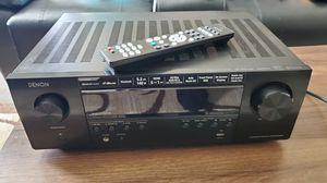 Denon - AVRS540BT 5.2 channel AV receiver/amplifier for Sale in FAIR OAKS, TX