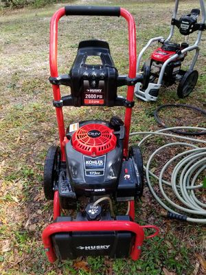 Pressure washers for sale for Sale in Crystal River, FL