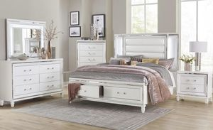 5 PIECE BEDROOM SET! FINANCING OPTIONS AVAILABLE for Sale in Norcross, GA
