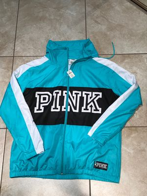 Victoria Secret Anorak Jacket Size M/L New with Tag $30 for Sale in Riverside, CA