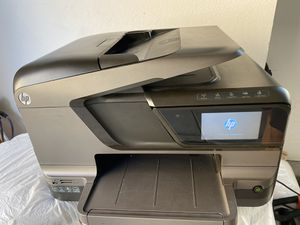 HP OfficeJet Pro 8600 Plus - Print, Fax, Scan, Copy, Web for Sale in Costa Mesa, CA