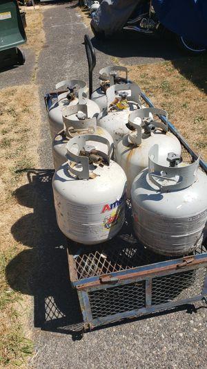 Gas tanks 5.00 each for Sale in Seattle, WA