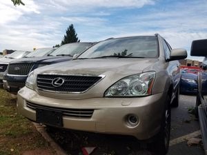 🔥Dasto Auto 🔥2007 Lexus RX400H 112k miles FINANCING AVAILABLE🔥 for Sale in Manassas, VA